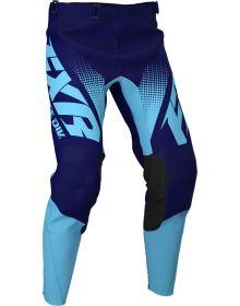 FXR 2020 Clutch MX Pant Blue/Midnight Fade