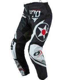 O'Neal 2021 Element Warhawk Pant Black/White/Green