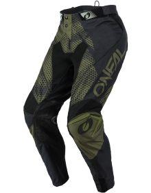 O'Neal 2021 Mayhem Covert Pant Black/Green