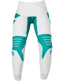 Shift MX 2020 3lack Label Race Pant White/Green
