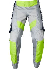 Shift MX 2021 Whit3 Archival Pant Yellow/Navy