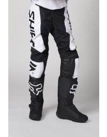 Shift MX White Label Trac Pant White/Black