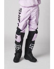 Shift MX White Label Trac Pant Pink