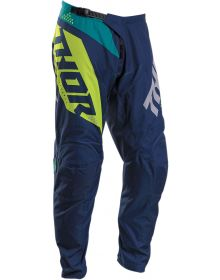 Thor 2020 Sector Blade Pant Navy/Acid