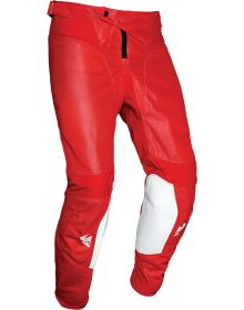 Thor 2021 Pulse Air Rad Pants White/Red
