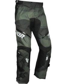 "Thor 2021 Terrain Gear Pants Green Camo OTB ""Over Boot"""