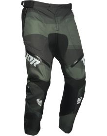 Thor 2021 Terrain Gear Pants Green Camo
