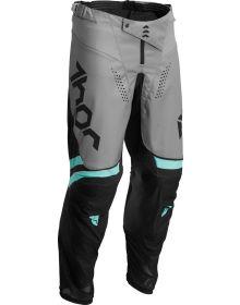 Thor 2022 Pulse Cube Pants Black/Mint
