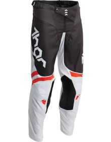 Thor 2022 Pulse Cube Pants Gray/Orange