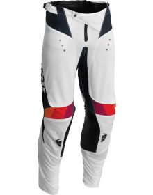 Thor 2022 Pulse Air React Pants White/Midnight