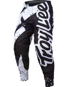 Troy Lee Designs 18.1 SE Shadow Pant White/Black