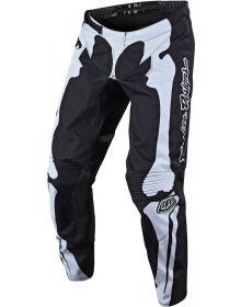 Troy Lee Designs GP Pant Limited Edition Skully Black/White