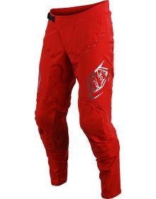 Troy Lee Designs SE Ultra Pant Podium Red