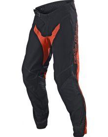 Troy Lee Designs SE Pro Pant Boldor Gray/Orange