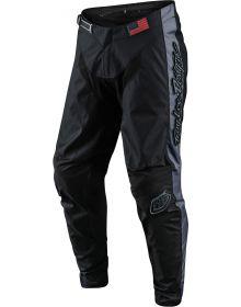 Troy Lee Designs GP Pant LTD Liberty Black/Gray