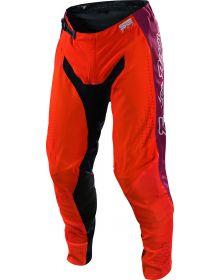 Troy Lee Designs SE Pro Pant LE Cosmic Jungle Orange/Navy