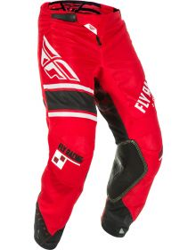 Fly Racing 2018.5 Kinetic Mesh Pant Red/White/Black