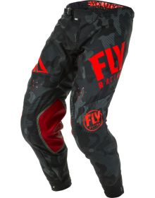 Fly Racing 2020 Evolution Pants Red/Black