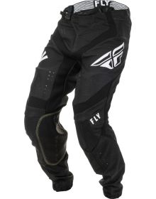 Fly Racing 2020 Lite Pant Black/White