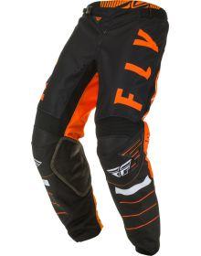 Fly Racing 2020 Kinetic K120 Pant Orange/Black/White