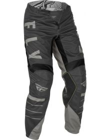 Fly Racing 2020.5 Kinetic Mesh Pant Light Grey/Dark Grey