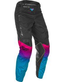 Fly Racing 2021 Kinetic SE Pants Black/Pink/Blue