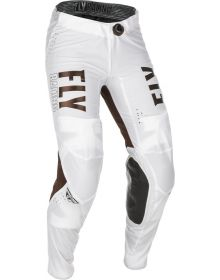Fly Racing 2021 Lite Copper LE Pants White/Copper