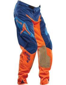 Alias A1-14 Pants Navy/Neon Orange