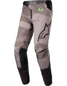 Alpinestars Racer AMS21 LE Youth Pants Gray/Yellow Fluo/Black