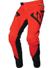 Answer 2020 Syncron Pro Glow Youth Pant Red/Black/Hyper Acid