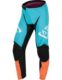 Answer Racing Youth A22 Syncron Prism Pant Astana/Hyper Orange