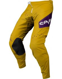 Seven Vox Ethika Youth Pant Gold