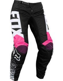 Fox Racing 2018 180 Youth Girls Pants Black/Pink