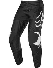 Fox Racing 2020 180 Prix Youth Pant Black/White