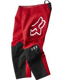 Fox Racing 2020 180 Prix Kids Pant Flame Red