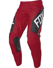Fox Racing 180 Revn Youth Pant Flame Red