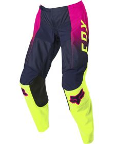 Fox Racing 180 Voke Youth Girls Pant Flo Yellow
