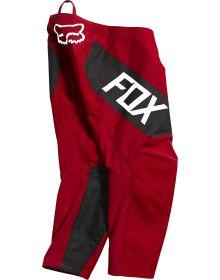 Fox Racing 180 Revn Kids Pant Flame Red