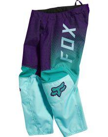 Fox Racing 180 Voke Kids Girls Pant Aqua