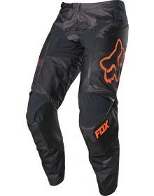 Fox Racing 180 Trev Youth Pant Black Camo