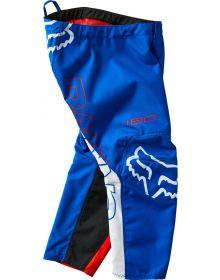 Fox Racing Skew Kid Pant White/Red/Blue