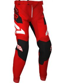 FXR 2020 Clutch Youth MX Pant Red/Black/Marooon