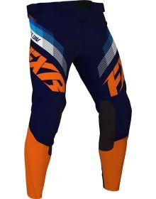 FXR 2021 Clutch Youth MX Pant Orange/Midnight