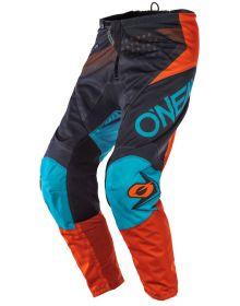 O'Neal 2020 Element Youth Pant Grey/Orange/Blue