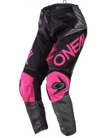 O'Neal 2020 Element Youth Girls Pant Factor Black/Pink