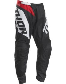 Thor 2020 Sector Blade Youth Pant Charcoal/Red