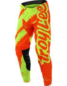 Troy Lee Designs 2018 GP Shadow Youth Pant Yellow/Orange