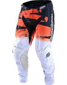 Troy Lee Designs GP Youth Pant Brushed Team Navy/Orange