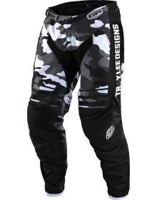 Troy Lee Designs GP Youth Pant Formula Camo Black/Gray