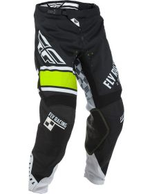 Fly Racing 2018 Kinetic Era Youth PantsBlack/White